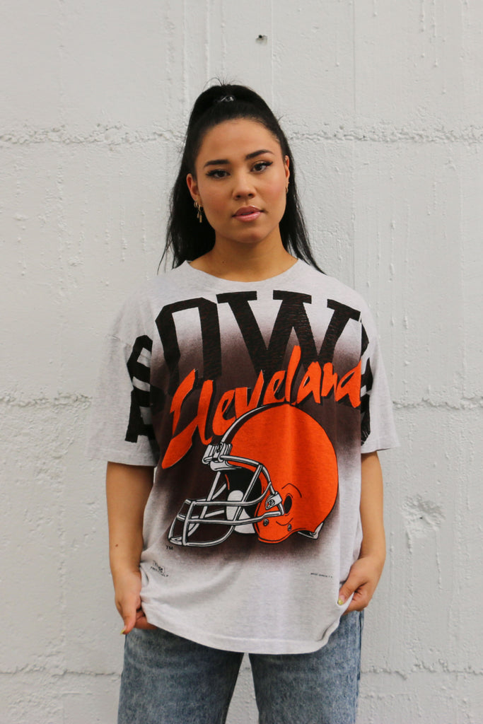Vintage Cleveland Browns Tee XL