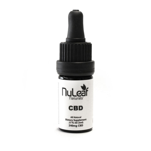 NuLeaf Full Spectrum Tincture
