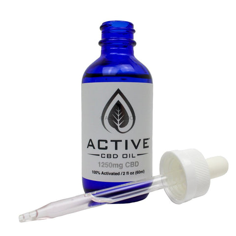 CBD Distillate Tincture by Active