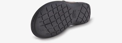 SOLE Men's Baja Flip Orthotic Sandal Tread Pattern