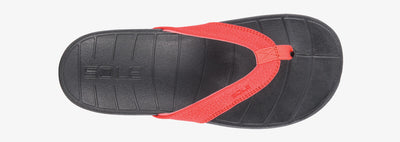 SOLE Women's Baja Flip Orthotic Sandal Coral