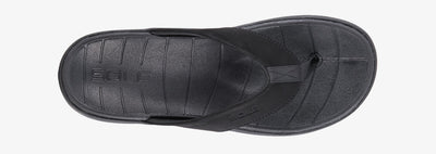 Men's Catalina Sport Flip Orthotic Sandal Black