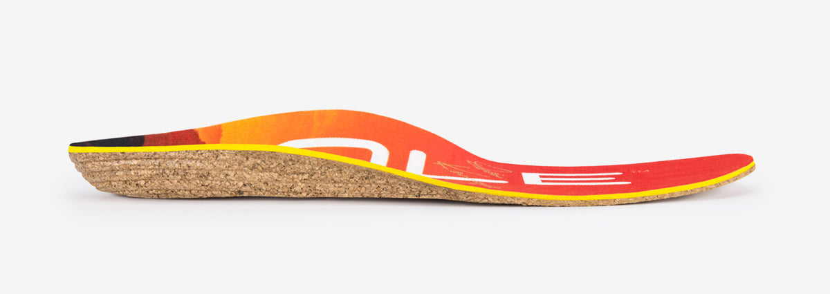 SOLE Performance Wide Medium Orthotic Cork Footbed