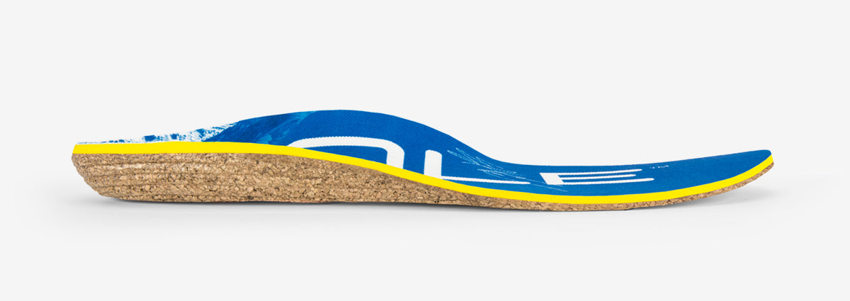 SOLE Performance Thick Orthotic Cork Footbed
