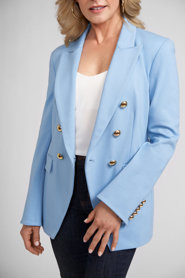 Pauline Double Breasted Blazer