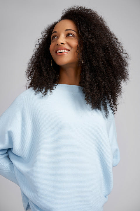 Ivy Dolman Sleeve Sweater