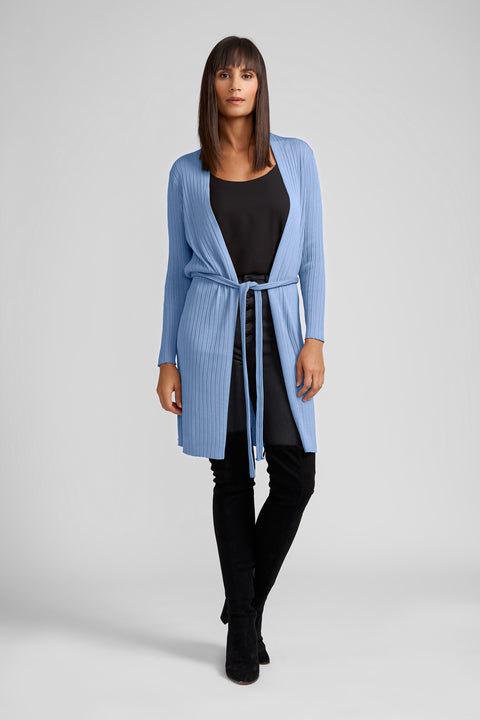 Lottie Knit Cardigan with Belt