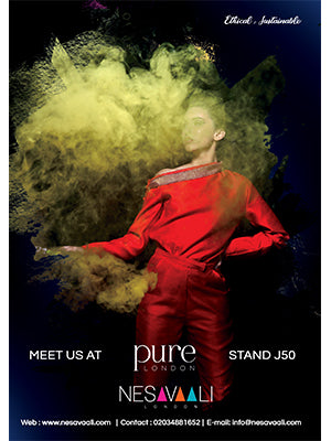 Meet Us at Pure London