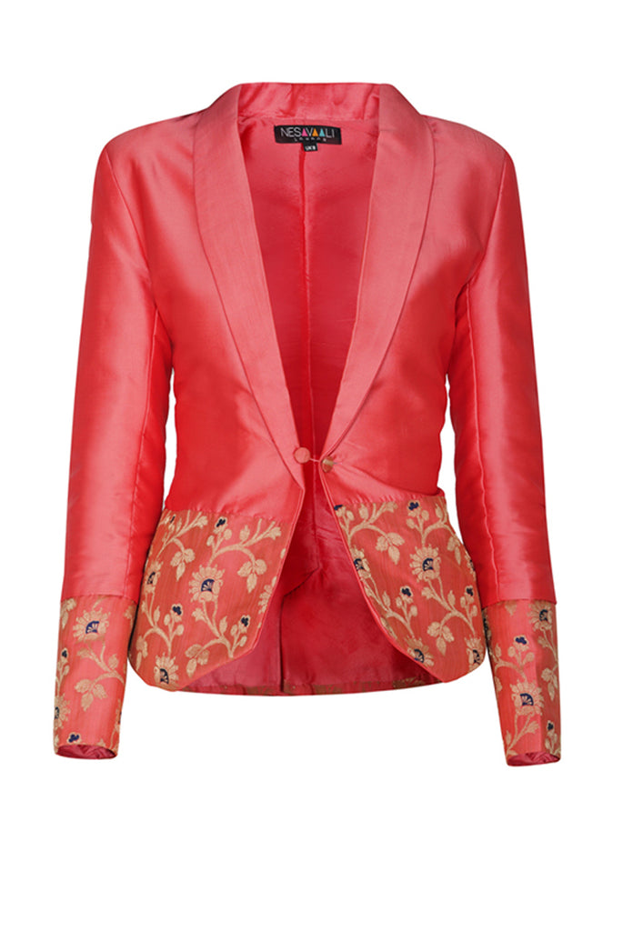 Tailored Co-ord Blazer From Nesavaali London