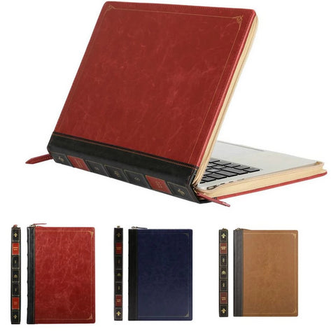 Book Cover Case for Macbook