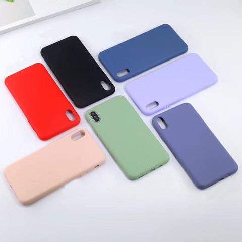 Fluffly Silicone Phone Case