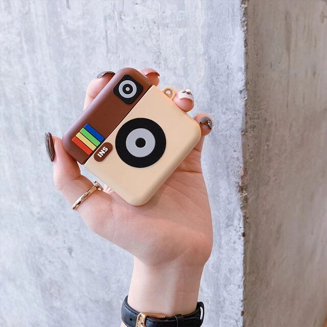 Instagram Camera AirPods Case