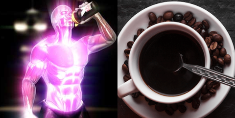 Coffee vs Pre-workout - What's the difference?
