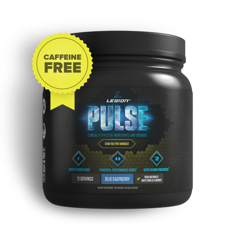 pulse stim free pre-workout