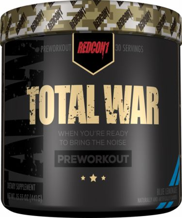 total war pre-workout