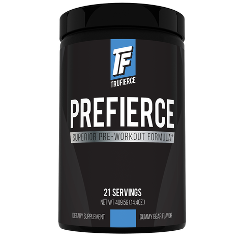 prefierce pre-workout formula