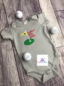 Daddy's Caddy, Onesie - Klassy Kreations Fl