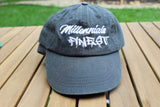 Millennials Finest Signature Dad Cap