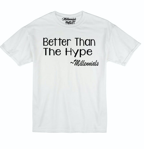HYPE Millennials Men's T-Shirt