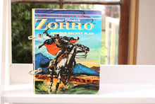 Load image into Gallery viewer, Zorro and the Secret Plan Notebook