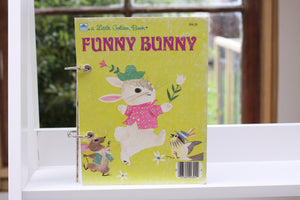 Funny Bunny Notebook