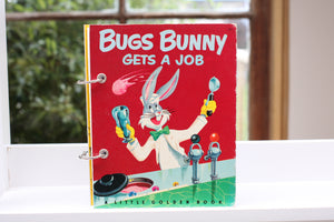 Bugs Bunny Gets A Job Notebook