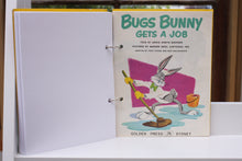 Load image into Gallery viewer, Bugs Bunny Gets A Job Notebook