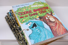Load image into Gallery viewer, Cookie Monster and the Cookie Tree Notebook