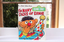 Load image into Gallery viewer, The Many Faces of Ernie Notebook