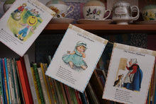 Load image into Gallery viewer, Mother Goose Nursery Rhymes Bunting