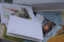 Load image into Gallery viewer, Horses Book Card Set