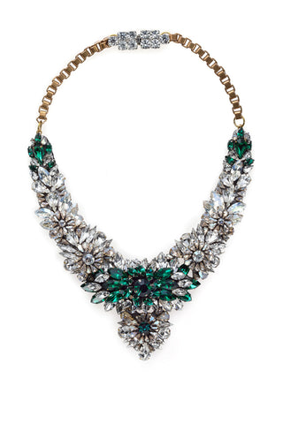 Apolonia Emerald Necklace