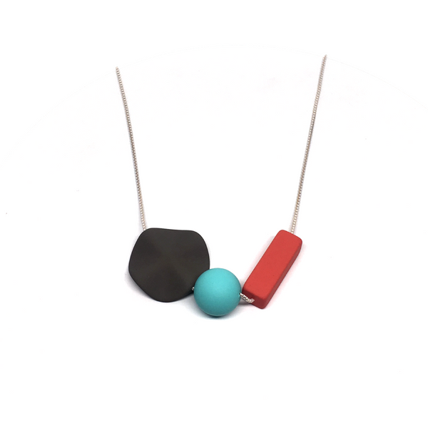 Plasma Farrago Necklace