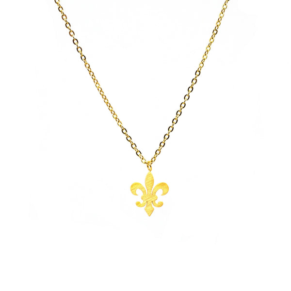 Amour Gold Necklace