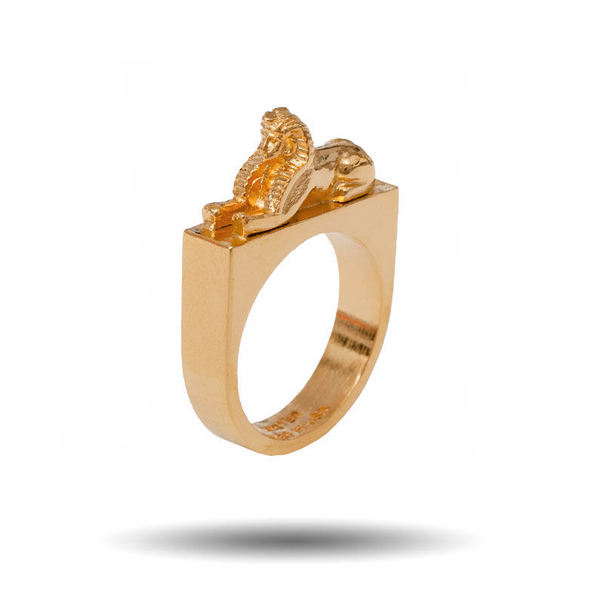Mr. Sphinx Ring