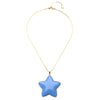 Oversize Star Pendant Necklace