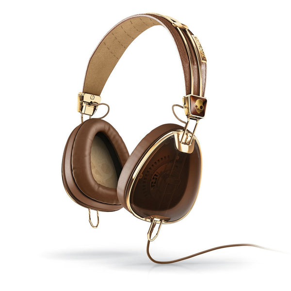 Skullcandy Aviator Brown