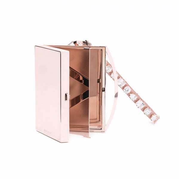Lou Wristlet Rose Gold