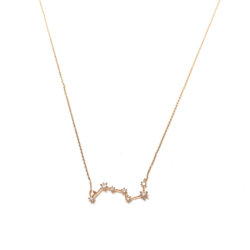 Constellation Rose Gold Necklace