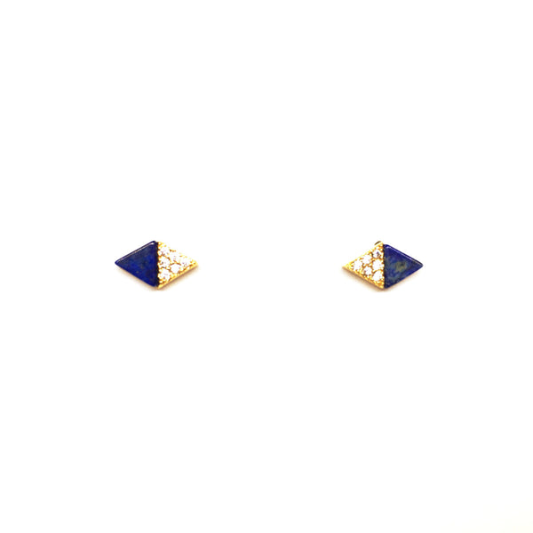 Calista Lazuli Earrings