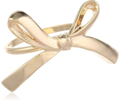 Single Bow Ring