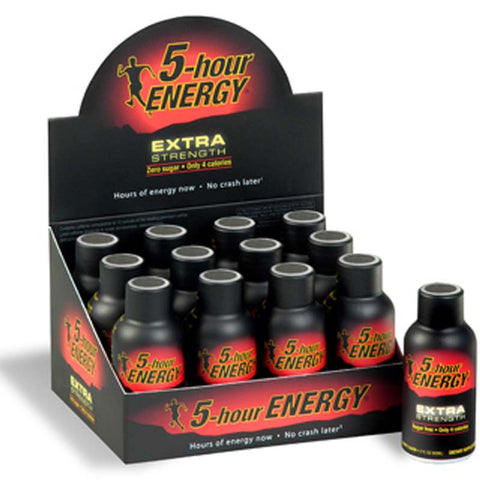 5 hour Energy  Extra Strength 12 pk