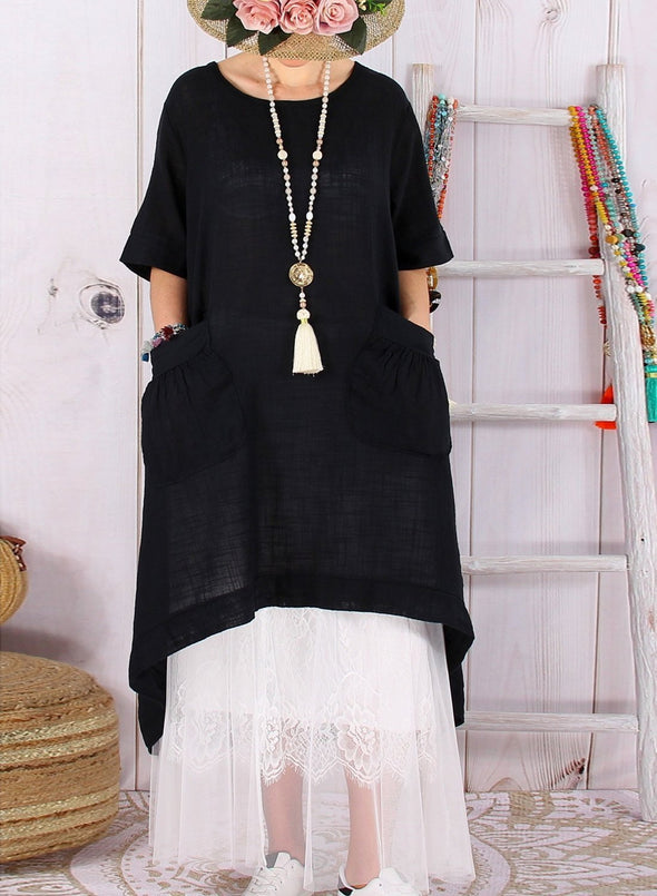 Bohemia Asymmetry Dress