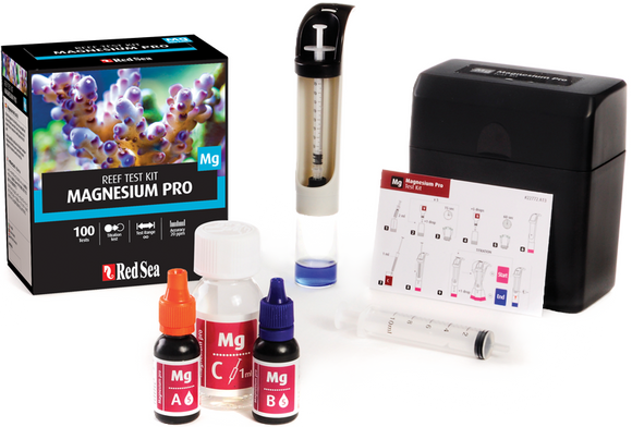 Red Sea Magnesium Pro Titration Test Kit