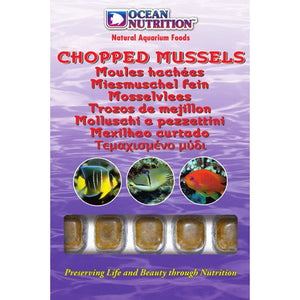 Chopped Mussel