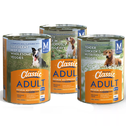 Montego Classic Wet Adult Food
