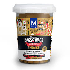 Bags O' Wags Puppy Toffee Chews