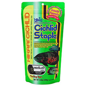 Cichlid Staple Medium
