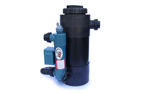 Filter Combo With Bio Balls - 2500L Pond Capacity