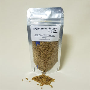 Nature Boys BEE POLLEN 'TREAT'